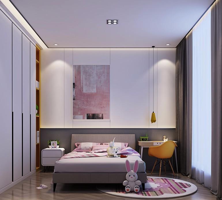 温馨现代风别墅装修是一种享受