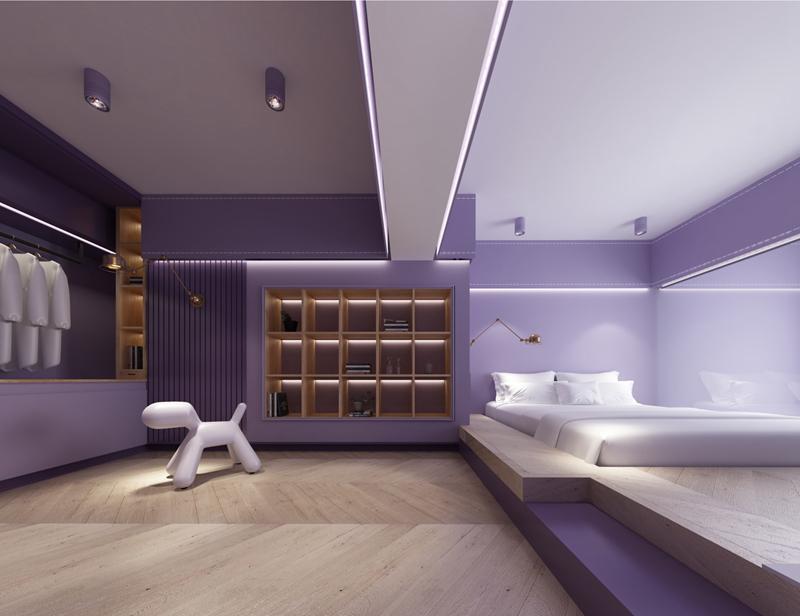 室内设计这些地方需要安装辅助光源!
