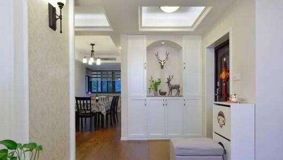 关于入户玄关处的室内设计必须清楚的问题
