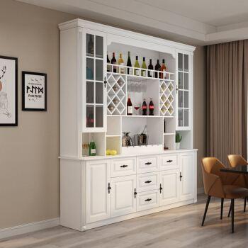 广州家居室内设计酒柜的设计风格