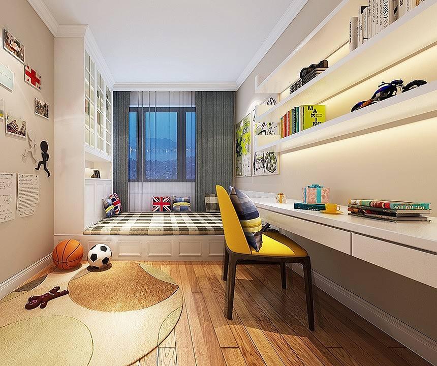 儿童房室内设计时需要了解的注意事项