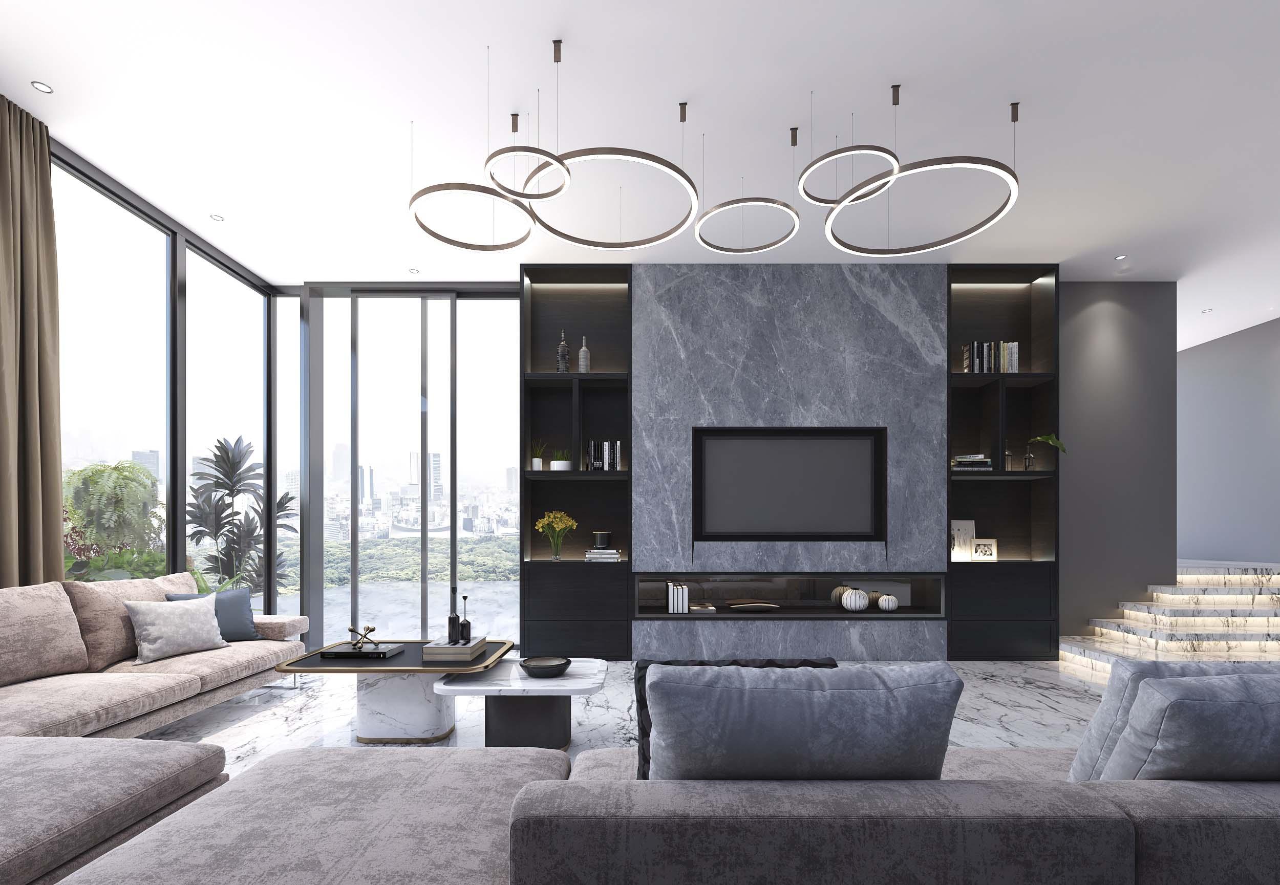 要保证别墅设计效果,必须了解装修设计公司