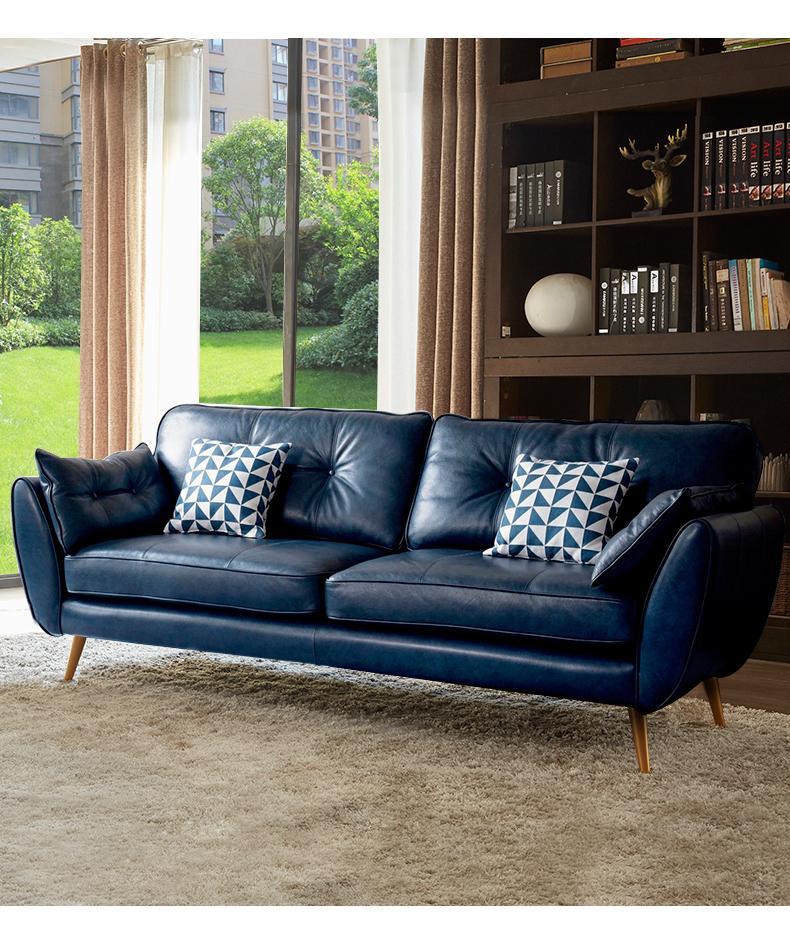 对于新购买的皮沙发的维护跟清洗方法说明